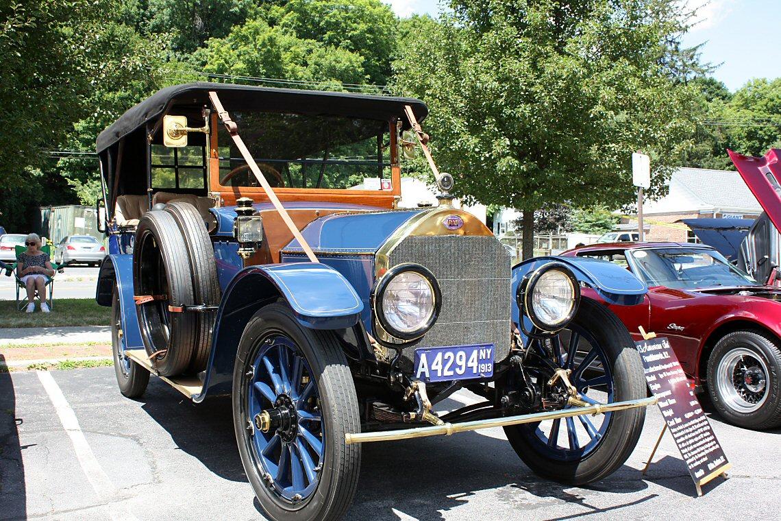 Poughkeepsie's own 1913 Fiat