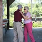 Tony and Barbara Dancing