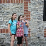 Madison, Sophia, and Hayden