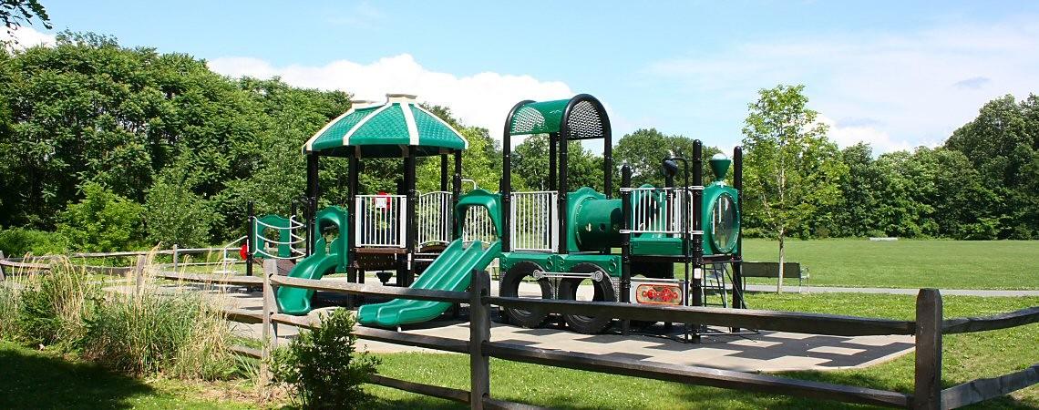 Bower Park Playground