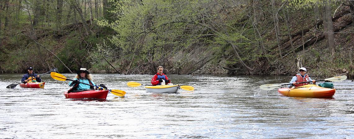 Canoe and Kayak Races