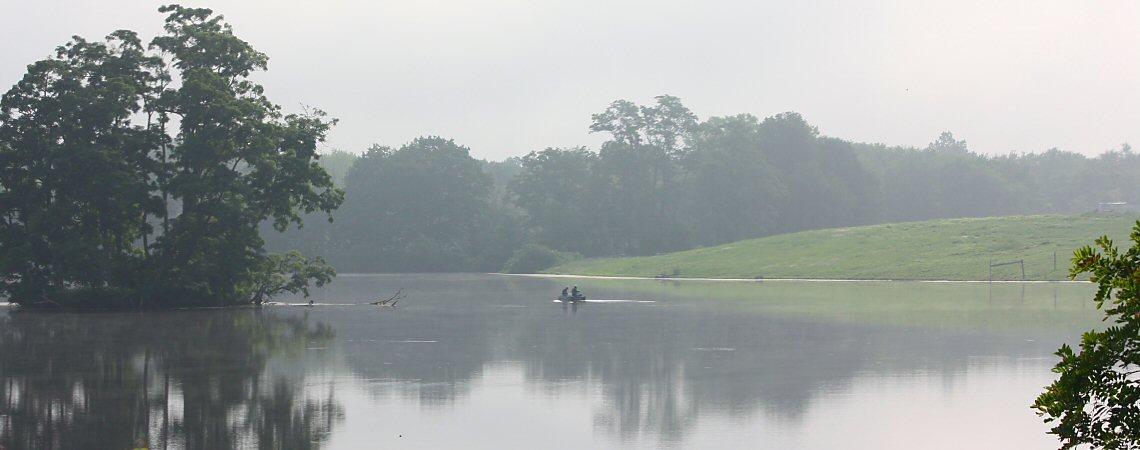 Lake in Salt Point
