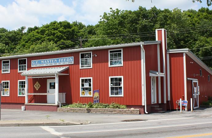 Masten Feed Store