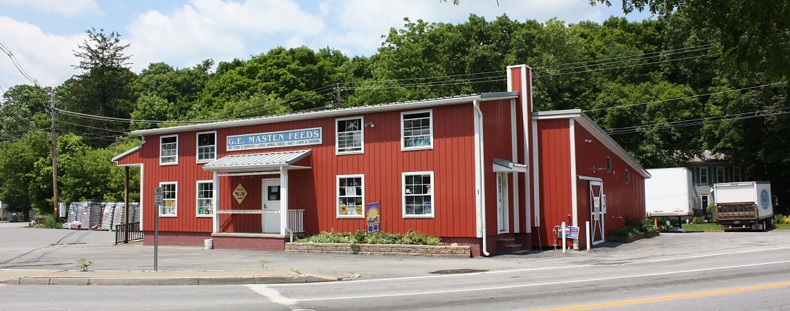 Masten's Feed Store