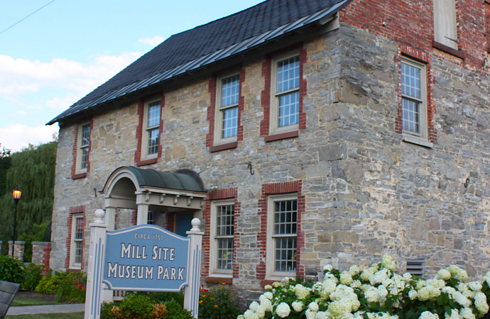 Mill Site Museum