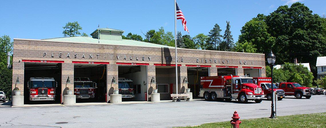 PV Firehouse Station # 1
