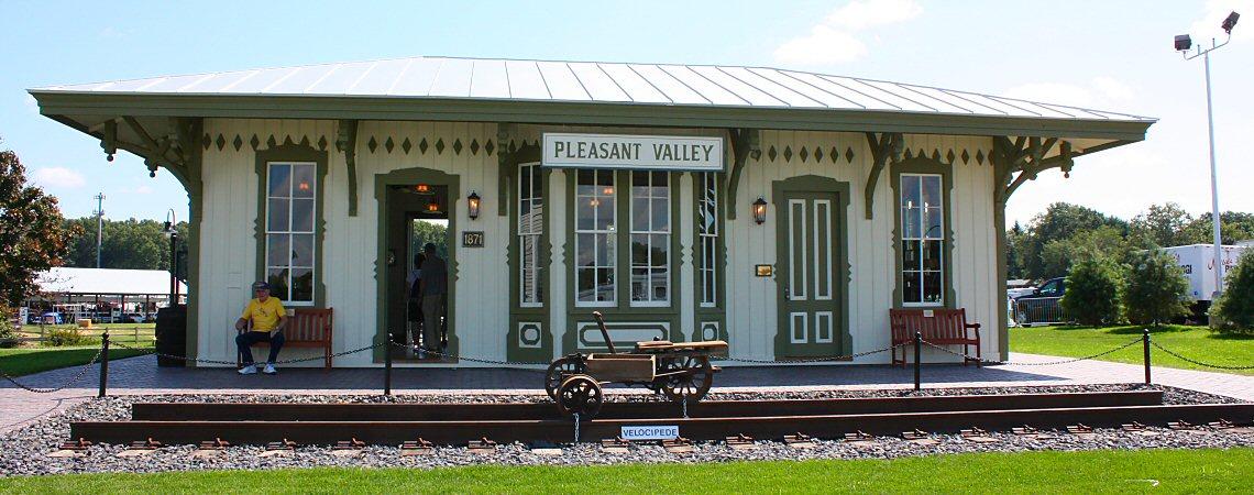 PV Train Station