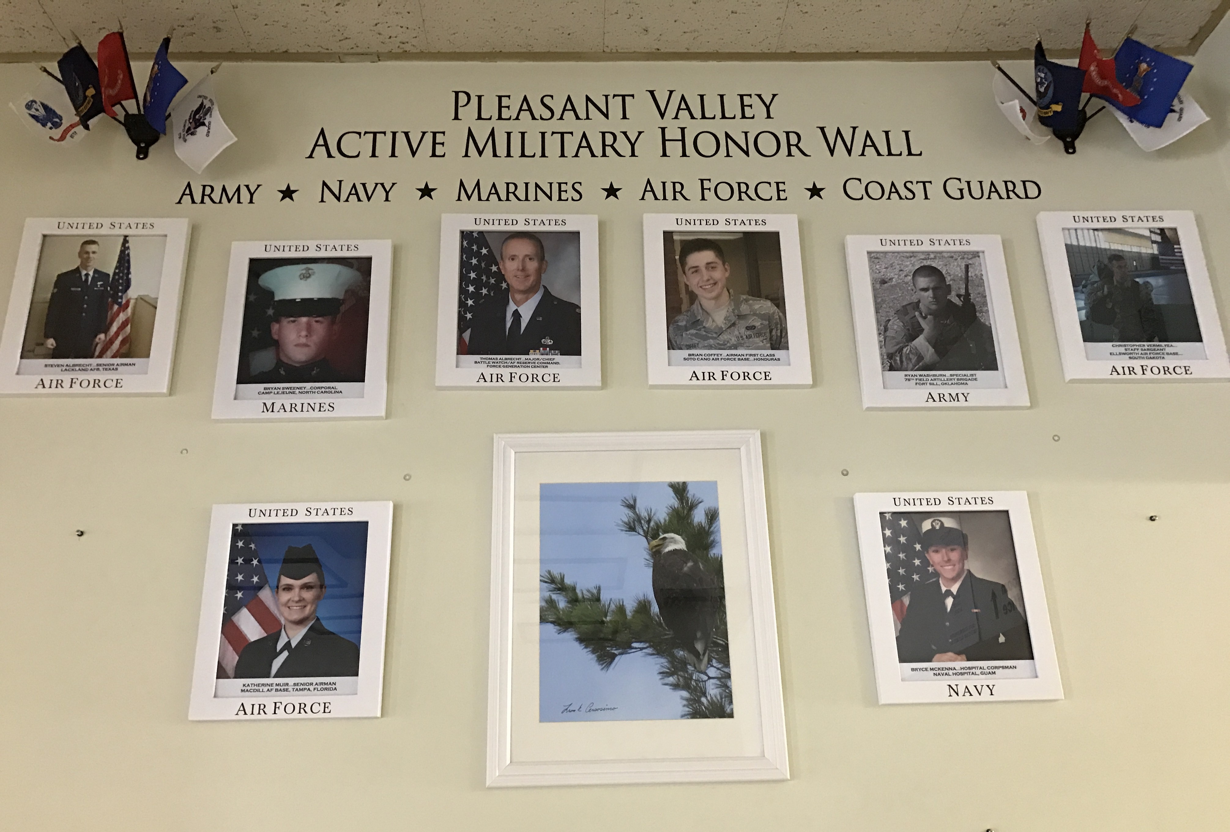 Honor Wall