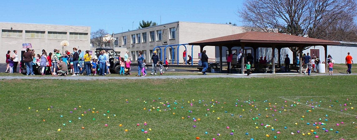 Egg Hunt – West Road School
