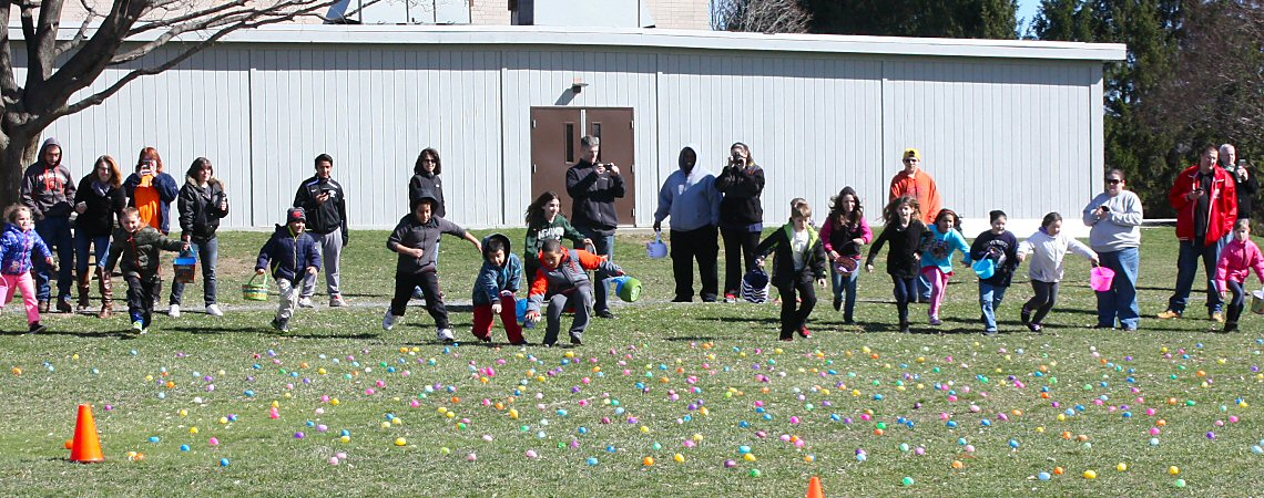 Annual Egg Hunt
