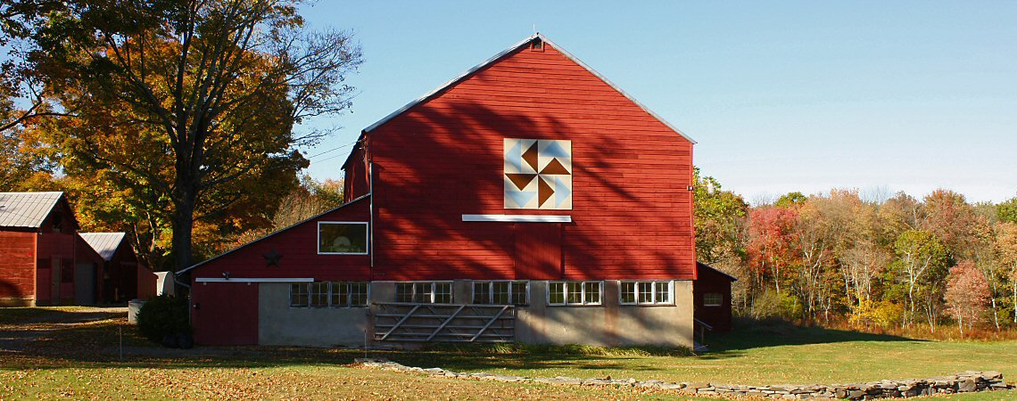Travis Road Barn
